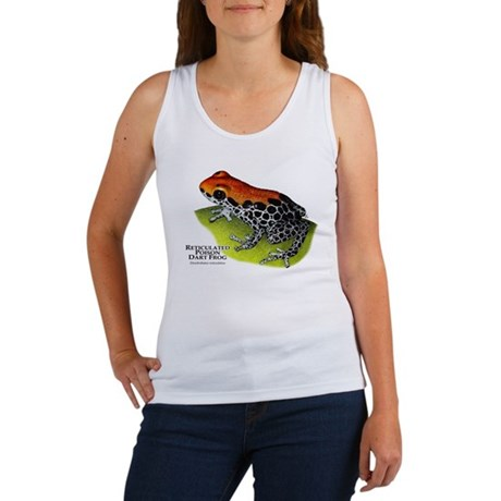 Red-Backed Poison Dart Frog Women's Tank Top