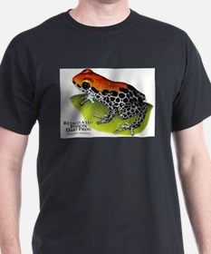 Red-Backed Poison Dart Frog T-Shirt