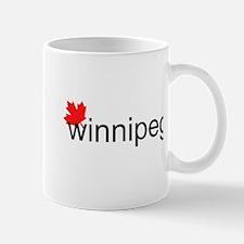 "Winnipeg ""hot"" Mug"
