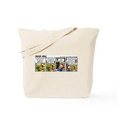 0434 - The voodoo sock Tote Bag