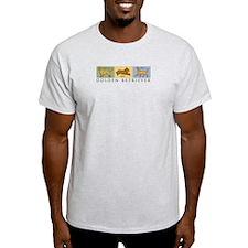 Versatile Golden T-Shirt