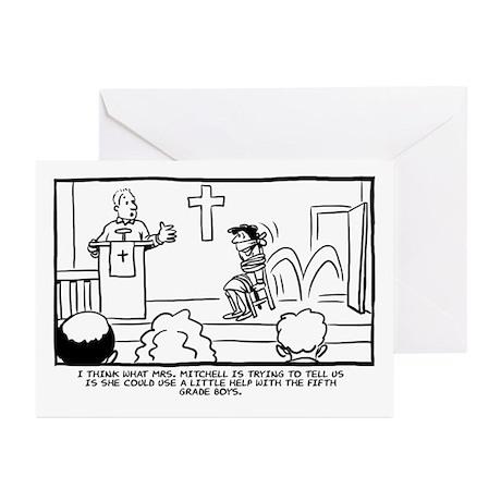 Church Greeting Cards (Pk of 20)