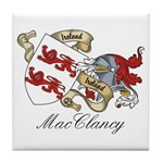MacClancy Sept Tile Coaster