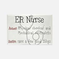 ER/Trauma Rectangle Magnet