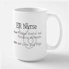 ER/Trauma Large Mug