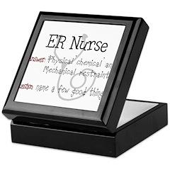 ER/Trauma Keepsake Box