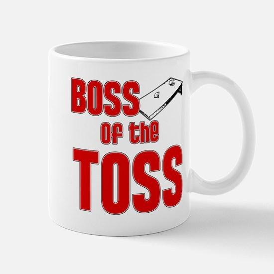 Boss of the Toss Mug