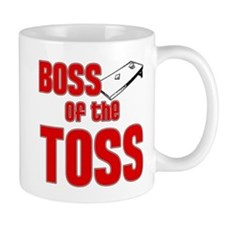 Boss of the Toss Mug