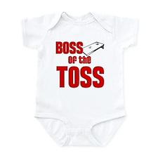 Boss of the Toss Onesie