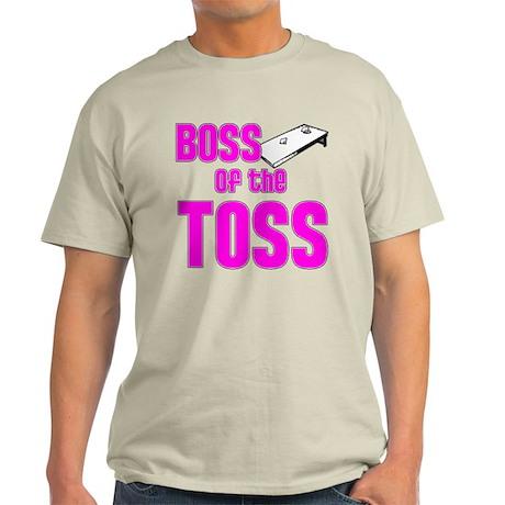 Boss of the Toss Light T-Shirt