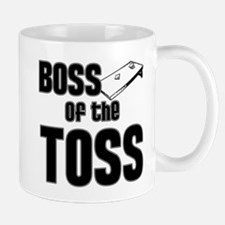 Boss of the Toss Small Mugs