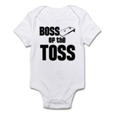Boss of the Toss Infant Bodysuit