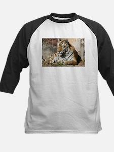 tiger big cat wildlife art gi Tee