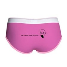 the chemo made me do it... Women's Boy Brief