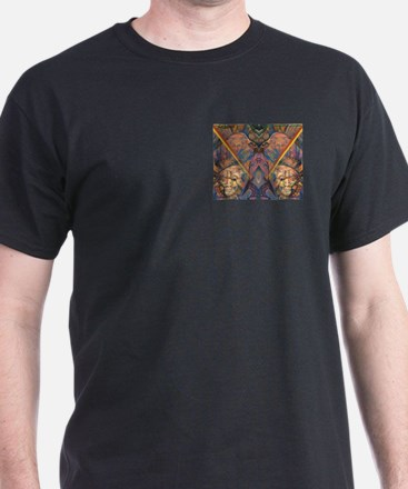 African Heritage Black T-Shirt