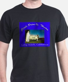 Circle Drive-In Theatre T-Shirt