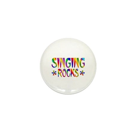 Singing Mini Button (100 pack)