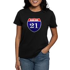 21 BlackJack! Tee