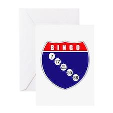 BINGO! Greeting Card