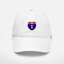 One God Baseball Baseball Cap