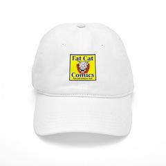 Yellow Logo Baseball Cap