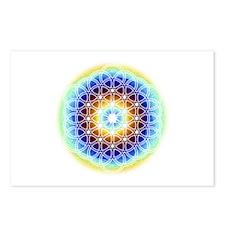 Cute Symmetric arts Postcards (Package of 8)
