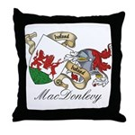 MacDonlevy Sept Throw Pillow