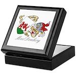 MacDonlevy Sept Keepsake Box
