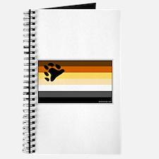 Bear Pride Flag Journal