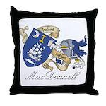 MacDonnell Sept Throw Pillow