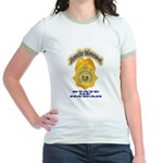 Hawaii Office of Narcotics En Jr. Ringer T-Shirt