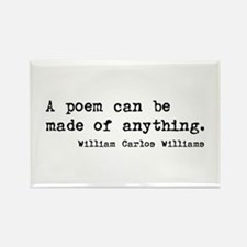 poetry quotation Rectangle Magnet (10 pack)
