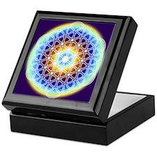 Cute Symmetric arts Keepsake Box