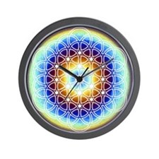 Cute Golden mean Wall Clock
