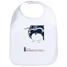 Madame Butterfly Bib