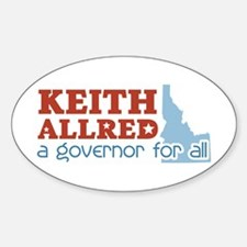 Governor for All Decal