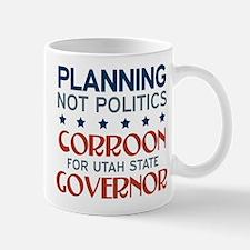 Planning not Politics Mug