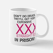 Cute Straightedge Mug