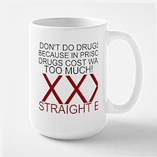Straight Edge Mugs