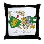 MacGenis Sept Throw Pillow