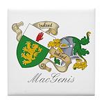 MacGenis Sept Tile Coaster