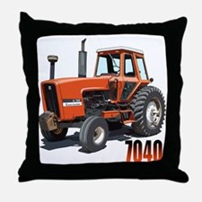 The 7040 Throw Pillow