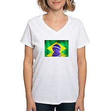 Brazil flag - flood style Shirt
