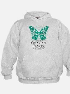 Cute Ovarian cancer Hoodie