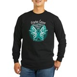 Ovarian cancer Long Sleeve T Shirts