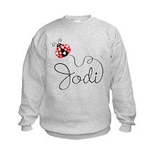 Ladybug Jodi Sweatshirt