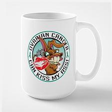 Ovarian Cancer Can Kiss My As Mug