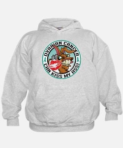Ovarian Cancer Can Kiss My As Hoodie