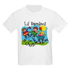 Little Daredevil 1st Birthday T-Shirt