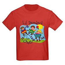 Little Daredevil 1st Birthday T